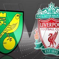 Norwich City - Liverpool - Madáretetés