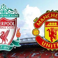 Liverpool - Manchester United - Folytassa José