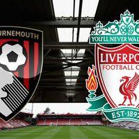 Bournemouth - Liverpool - Cseresznyézés