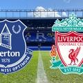 Everton - Liverpool - Restart