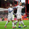 Bournemouth 0-4 Liverpool: Akkor most ki a favorit a PL-ben?