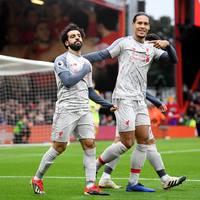 Bournemouth 0-4 Liverpool: Akkor most ki a favorit a PL-ben?