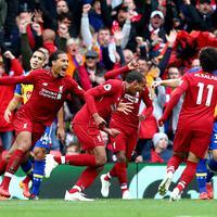 Liverpool 3–0 Southampton: Vélemény + Játékosértékelő (új formátum, org)