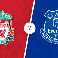 Liverpool - Everton - Red vs Blue