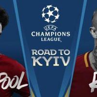 Liverpool - AS Roma - Farkasokkal táncoló