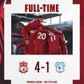 Liverpool 4-1 Cardiff City - Az oroszlán és a bajsza