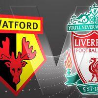 Watford - Liverpool - Lócitrom
