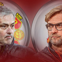 Manchester United - Liverpool - Battle for the 2nd