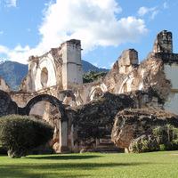 Antigua – az élhető templomtemető