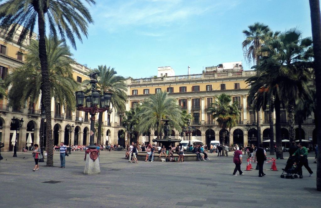Barcelona 10 képben