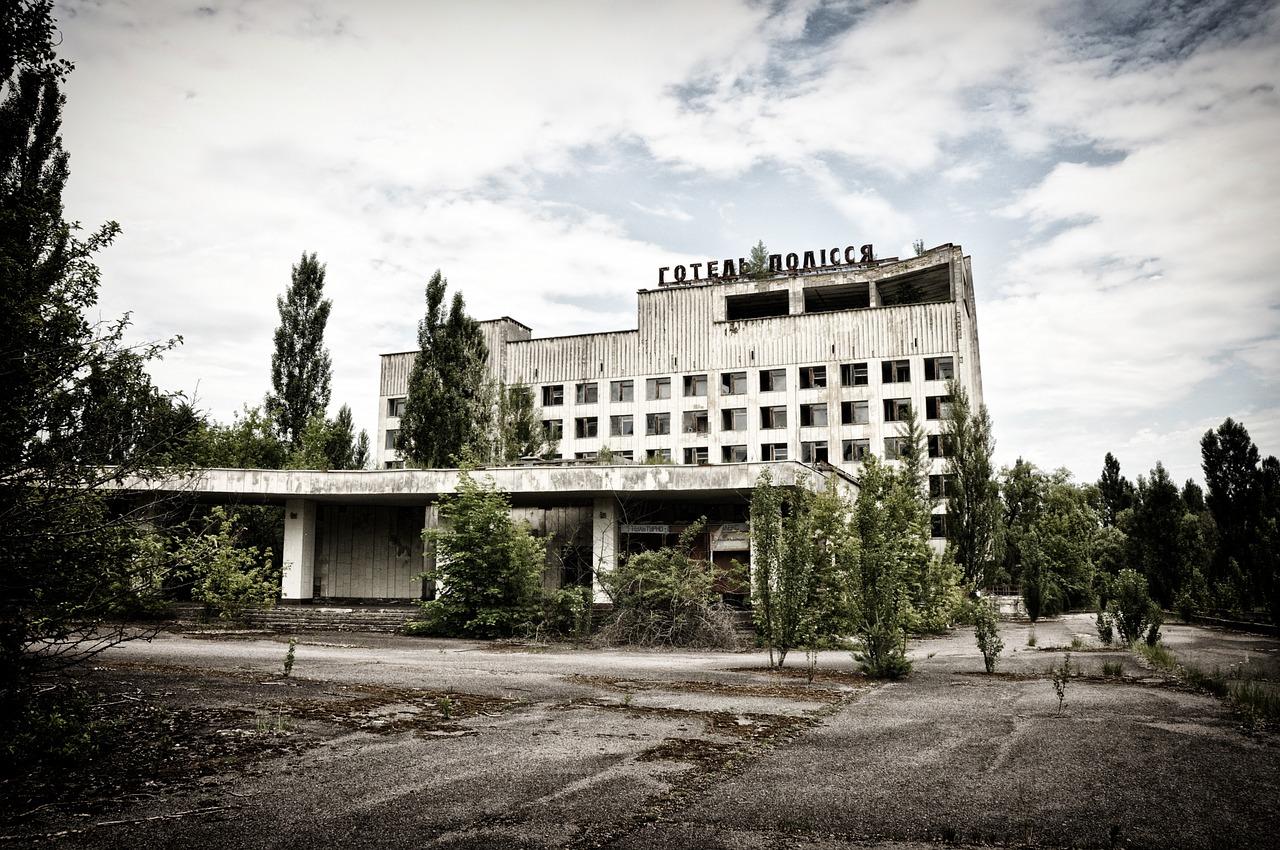 Pripjaty - Szellemváros a Zónában