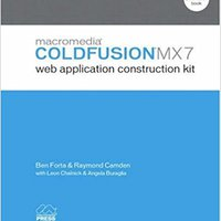 Macromedia ColdFusion MX 7 Web Application Construction Kit Download.zip