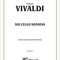 ``NEW`` Six Sonatas For Cello And Basso Continuo (Kalmus Edition). going single firmas Falty altura
