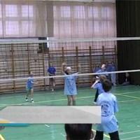 Fehérvári röplabdaverseny gyerekeknek