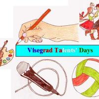 Visegrad Talents' Days röplabdás rajzpályázat