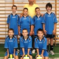 Bemutatkozott a Börcsök Ifjúsági Röplabda Sport Egyesület!
