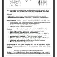II. Pécsi Babahordozó Napok - a Nemzetközi Babahordozó Héthez kapcsolódva