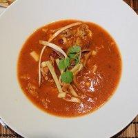 Sopa Azteca - Azték leves