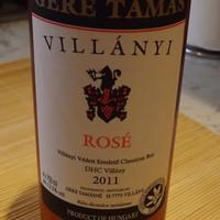 Gere Tamás - Villányi Rosé
