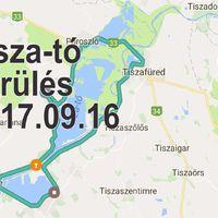 Tisza-tó kerülés - 2017.09.16. | Húsimádó VLOG #4
