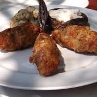 Frissült a Cevapcici, Plescavica recept néhány fotóval