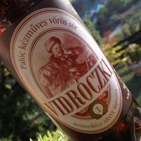 Vidróczki - Palóc kézműves vörös sör