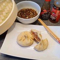 Töltött gőzgombócok - Bao Dim Sum