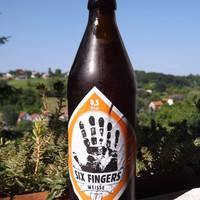 Six Fingers - Weisse - Legenda Sörfőzde