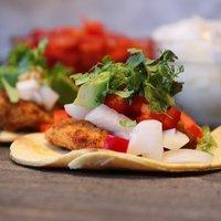 Chilis, csirkés taco - avagy visszatért Mexikó a konyhánkba