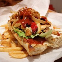Katamarán grill szendvics
