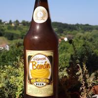 Hámori banán sör - Gyertyános serfőzde