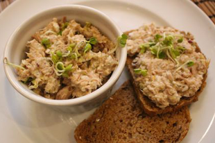 Tojásos tonhalkrém | Húsimádó VLOG #5