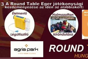Maciakció 2013 - Round Table Hungary 3 - Eger
