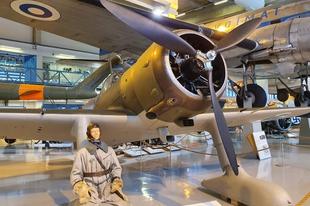 Finn légierő múzeum, kortárs művészeti galéria és finn halleves - Jyväskylä
