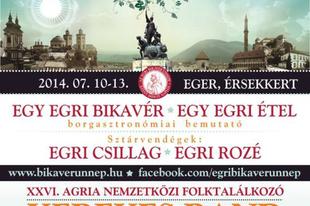 XVIII. Egri Bikavér Ünnep 2014