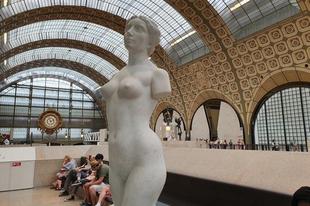 Párizs - Musée D'Orsay, Lafayette, Palais Garnier