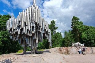 Ismét ismerkedés Helsinkivel, de most a belvárostól kicsit távolabb