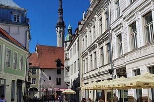Két gyönyörű nap Tallinn belvárosában, majd ismét 1700 km autózás, immáron haza