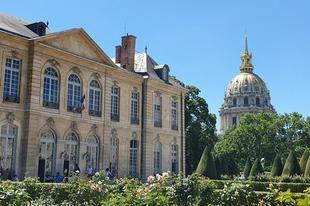 Párizs - Invalidusok, Rodin, Petit Palais, FLV