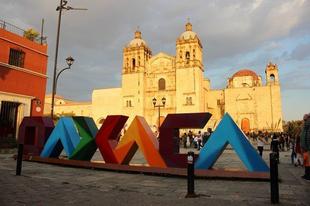 Utazás Oaxaca-ba és az első benyomások