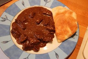 Chilis, csokoládés, vörösboros marharagu