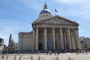 Párizs - Sorbonne,  Panthéon, Luxembourg Park, pezsgő és hajókázás