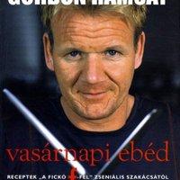 Új szakácskönyv: Gordon Vasárnapi ebédjei