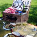 Piknik a gáton