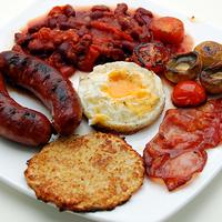 English breakfast - a reggelik királya