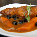 Lapin aux olives