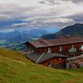 Tiroli spécli közel 2000 méter magasan