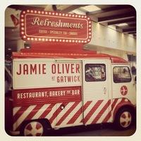 Jamie Oliver mozgó büféje és mobil konyhái