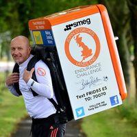 Maratonfutás hűtővel