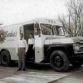 Videó: Régi idők szállító autói: tejes-, fagyis-, húsos autók, mozgóboltok